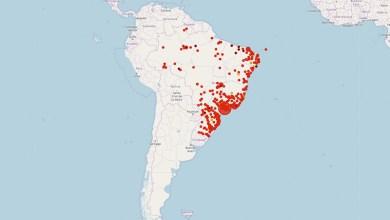 Photo of Doutorando da UFV monitora casos de Covid-19 e cria mapa de risco para o Brasil