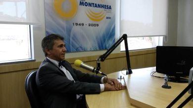 Photo of Pré-candidato à Prefeitura de Viçosa, Dr. Omar Luz concede entrevista à Rádio Montanhesa