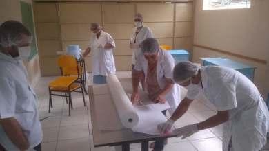 Photo of Recuperandos da Apac de Viçosa produzem máscaras de proteção contra coronavírus
