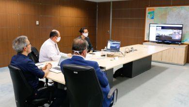 Photo of Zema participa de videoconferência com ministro da Saúde