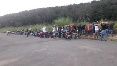 Photo of Operação da PM apreende 34 motos em Viçosa