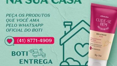 Foto de Boticário realiza vendas pelo Whatsapp e entrega em sua casa