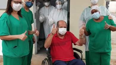 Photo of Dois pacientes com COVID-19 internados no Hospital Santa Isabel em Ubá recebem alta