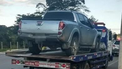 Photo of Condutor de carro é detido ao tentar passar pela barreira que liga Viçosa a Teixeiras
