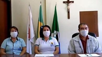 Photo of Presidente Bernardes confirma primeira morte por COVID-19