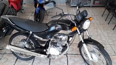 Photo of Motocicleta de farmácia é roubada em Viçosa