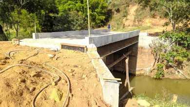 Photo of Trabalho de reconstrução de pontes e galerias destruídas pelas chuvas entra na fase final