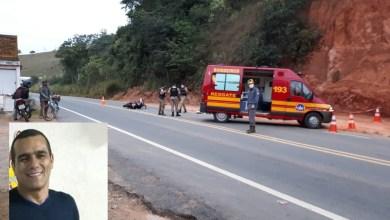 Photo of Motociclista morre em acidente na estrada que liga Viçosa a Teixeiras