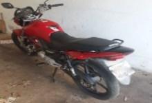 Photo of PM recupera motocicleta furtada em São Geraldo