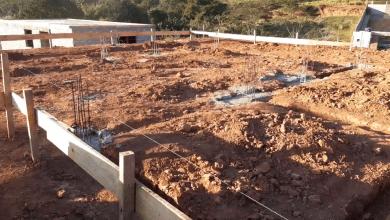 Foto de Construção do Centro de Zoonoses está na fase de fundação
