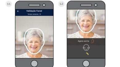 Foto de INSS começa a implantar prova de vida por biometria facial