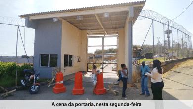 Foto de Detentos fazem rebelião no Presídio de Ponte Nova