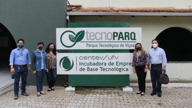 Foto de Sistema FAEMG estreita parcerias com UFV, Centev e tecnoPARQ