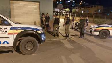 Foto de PM realiza Operação Termópilas em Porto Firme