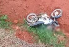 Foto de Homem morre em acidente na estrada que liga Teixeiras a Pedra do Anta