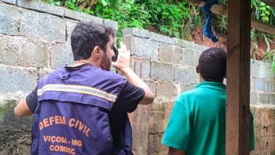 Foto de Período de chuvas exige cuidados de moradores com lixo e construção