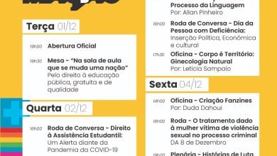 Foto de Nico Lopes 2020 discute rumos da política e seus impactos na educação