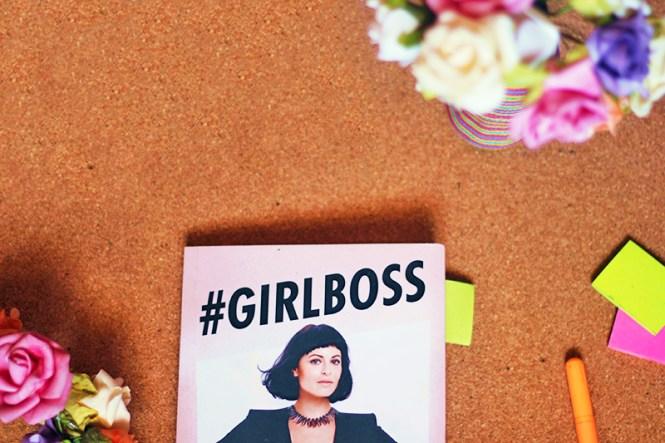 #GirlBoss, livro da Sophia Amoruso.