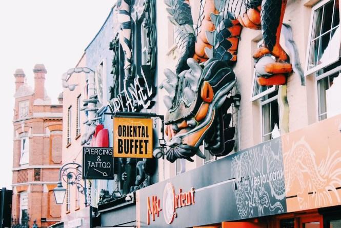 Camden Town - Fachadas