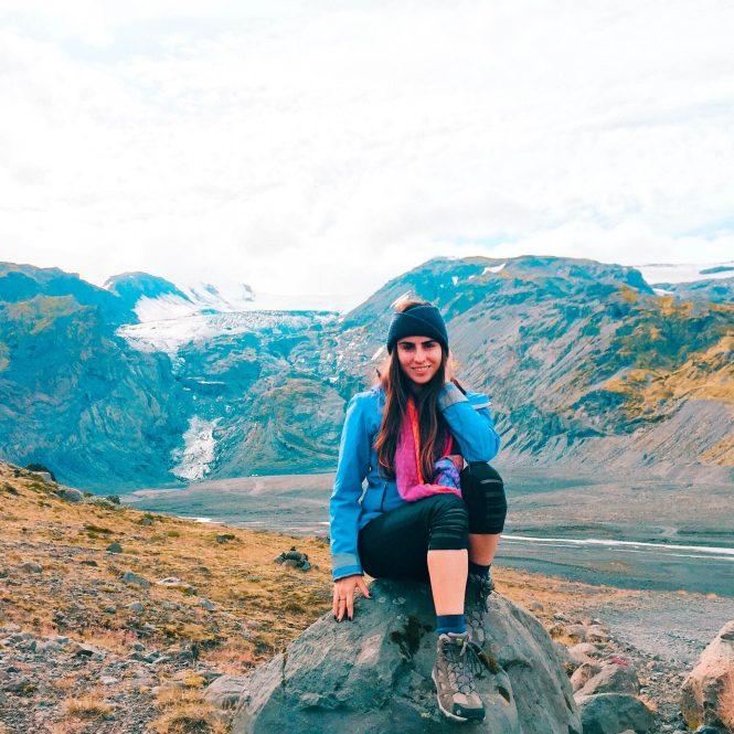 Eyjafjallajökull - Islandia
