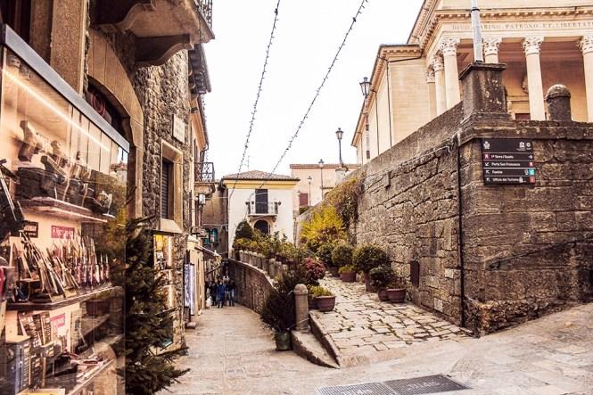 Viela de San Marino