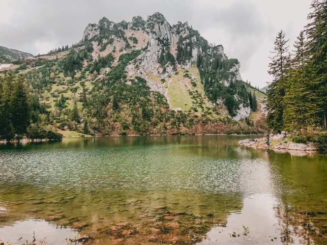 Soinsee - Lago nos Alpes Bávaros