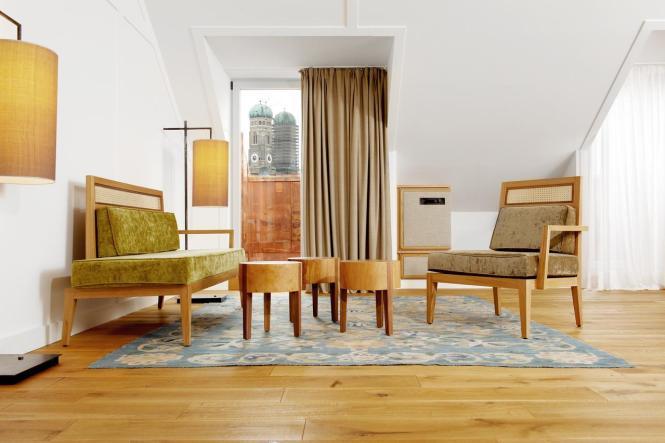 Hotel Louis Munich - Credit: Booking.com