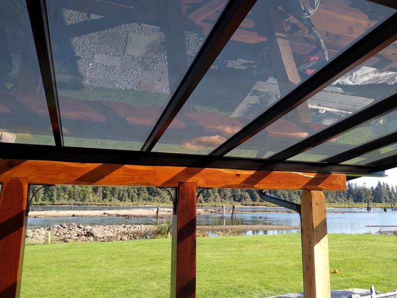 glass patio covers primeline aluminum