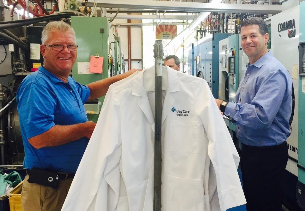 Prime Medical lab coats