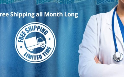 Free Shipping this February – Extended thru March