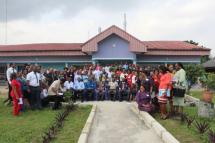 Participants Port Harcourt WP training