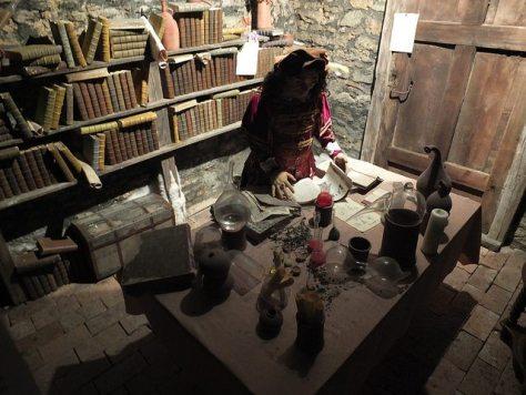 alchemy museum