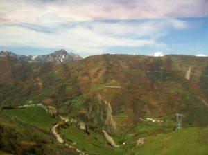 Asturias hiking Spain
