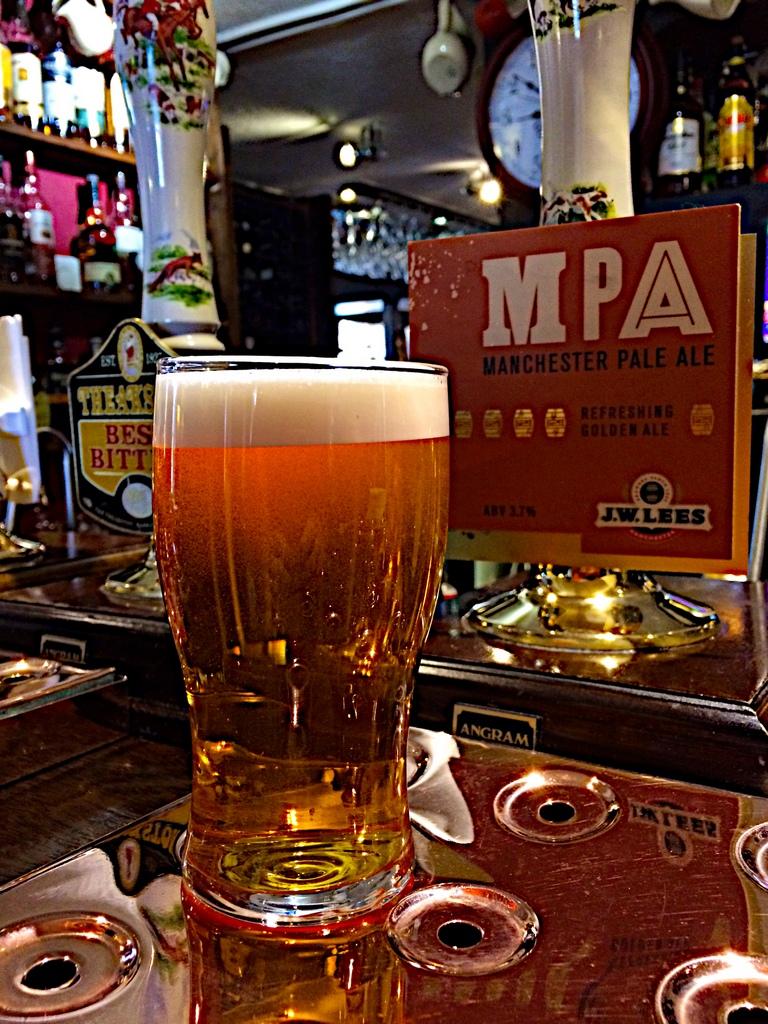 Manchester Pale Ale