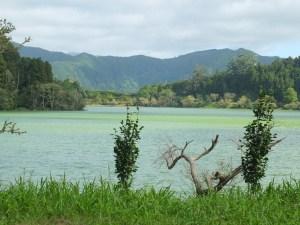 lake and rim