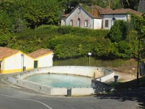 hot pool at Caldeiras da Ribeira Grande