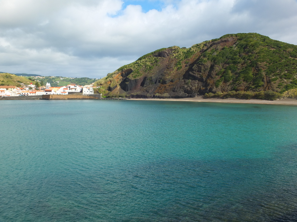 Porto Pim Beach and Monte Queimado