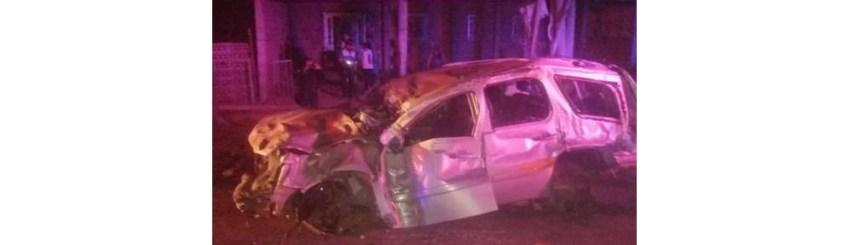 Resultado de imagen para accidente de camioneta tahoe en san francisco