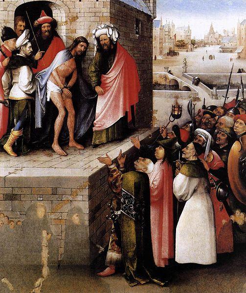 Santo Ecce Homo de Hieronymus Bosch