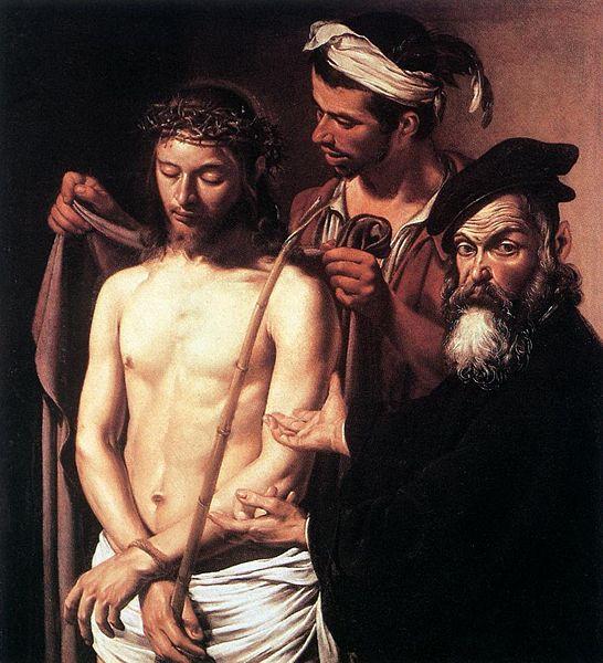 Santo Ecce Homo de Caravaggio