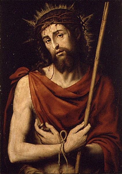 Santo Ecce Homo Juan de Juanes