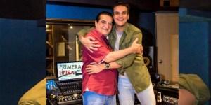 Silvestre Dangond y Jorge Oñate
