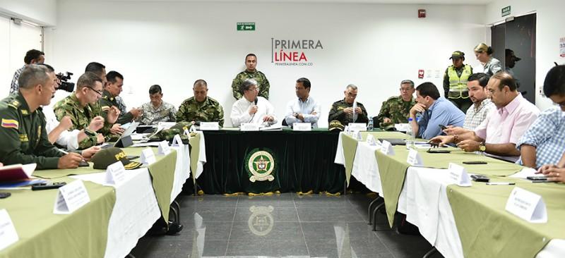CONSEJO DE SEGURIDAD MINISTRO CARLOS HOLMES TRUJILLO
