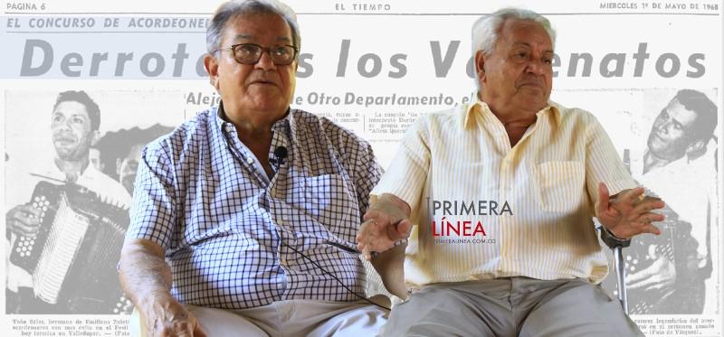 PRIMER FESTIVAL VALLENATO ALEJO DURAN