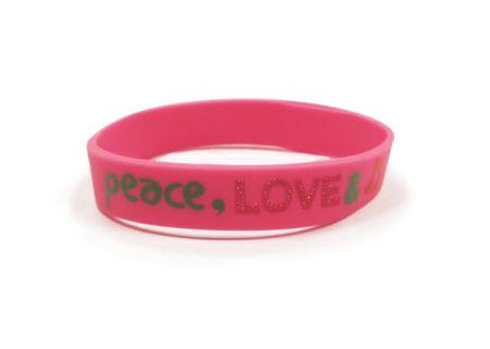 Pulsera peace & love $49