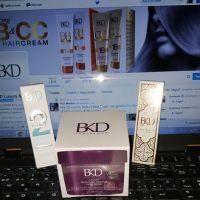 BKD: nutrición, luminosidad y todo lo que mi pelo necesita para estar bello, fuerte y brillante