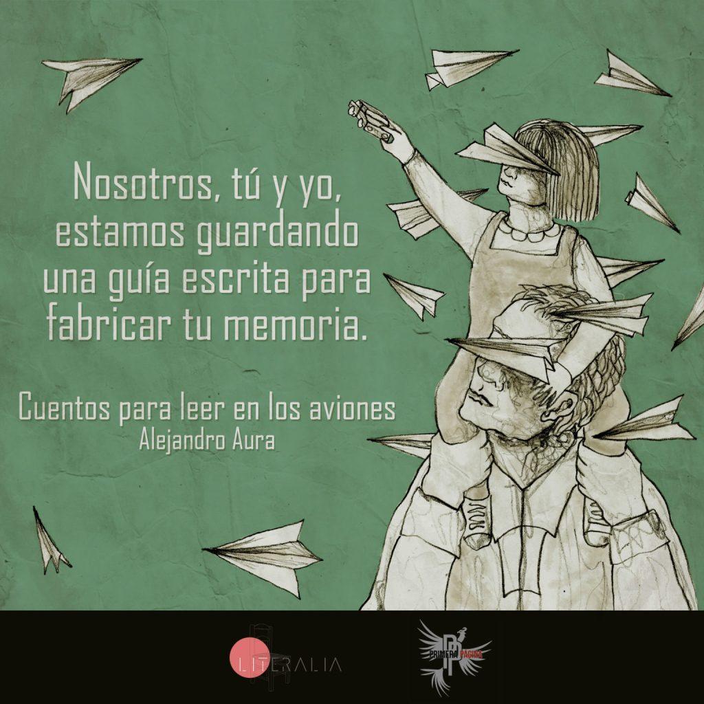 Cuentos para leer en los aviones - Aimeé Cervantes
