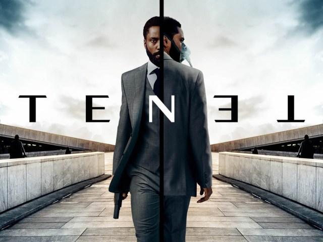 Cartel de Tenet, nueva película de Cristopher Nolan