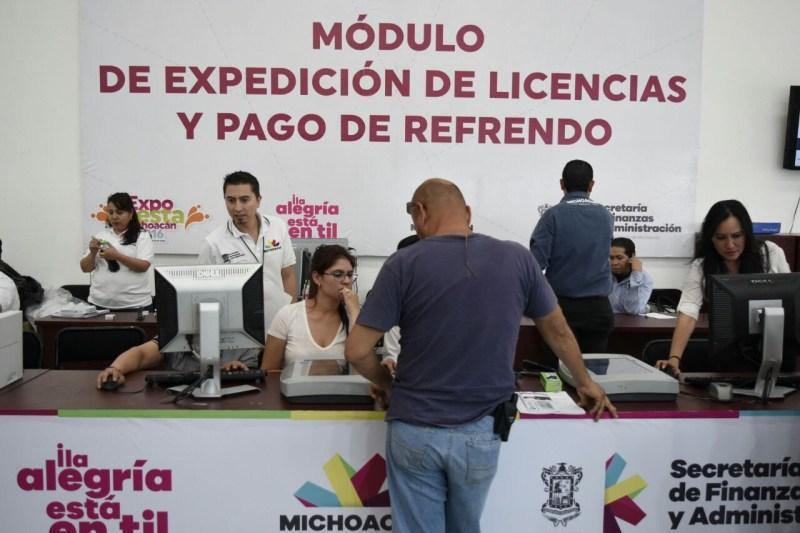Expedirán De Manera Exprés Licencia De Conducir En Centro