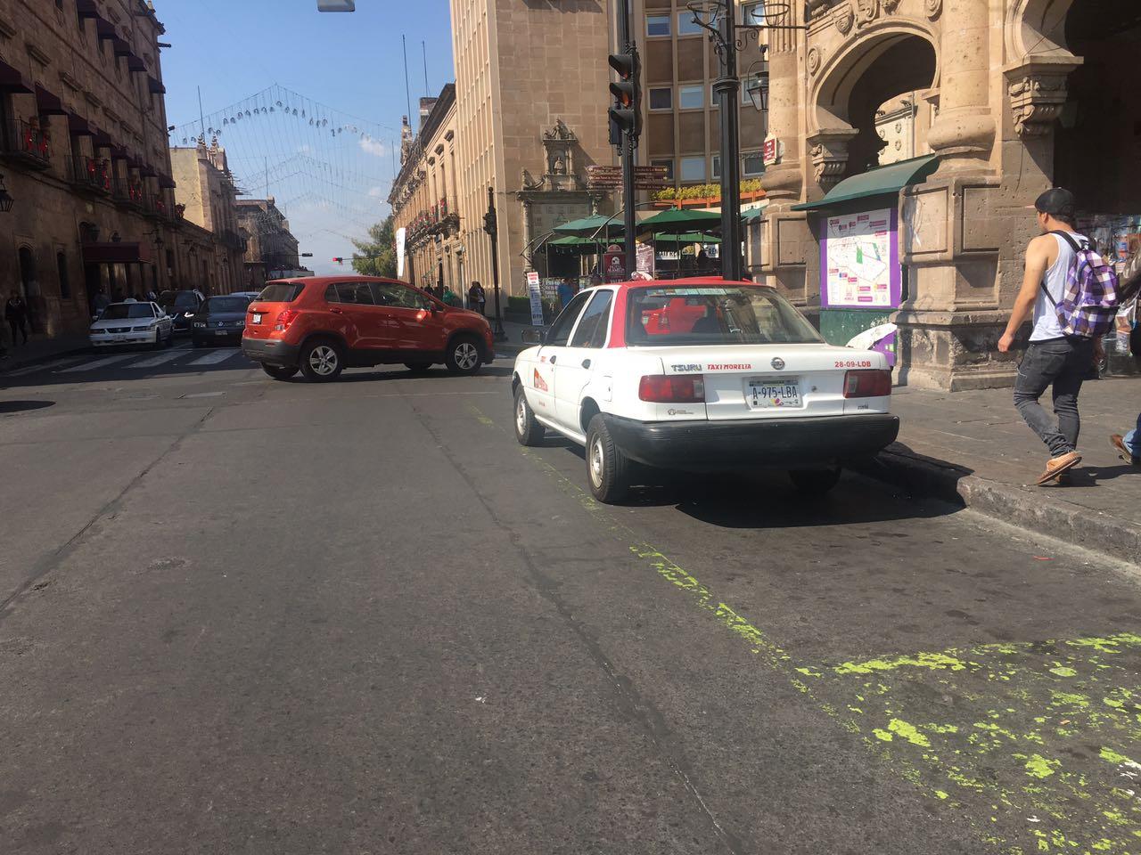 Taxi Morelia